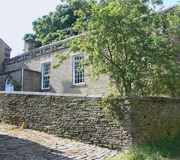 Image of QUAKER VILLAGE AND MEETING HOUSE, THE